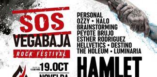 SOS Vega Baja Rock Festival en Novelda