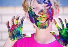 Taller de pintura para niños en Alicante