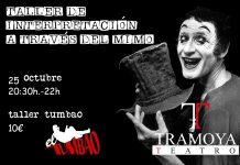 Taller de Teatro Mimo en Alicante