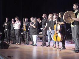The Entertainers Teachers en la UA