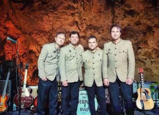 The Liverpool Band en las Cuevas del Canelobre