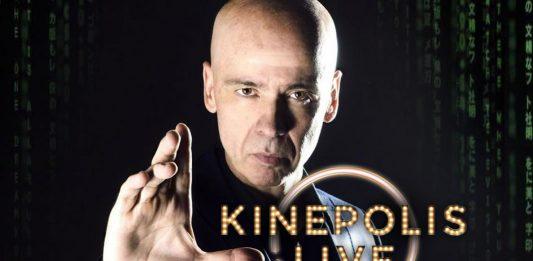 Toni Pons Mentalista en Kinépolis Live Alicante