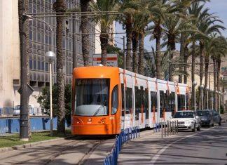 ruta arqueológica con el Tram Alicante
