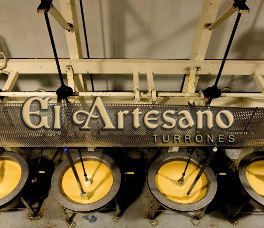 Visita a la fábrica de Turrones El Artesano