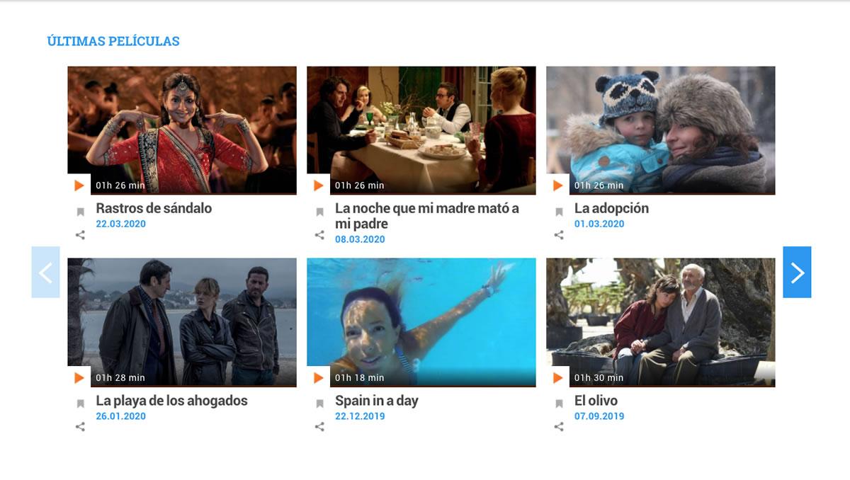 Versión Española Cine online gratis cuarentena