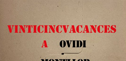 Vinticincvacances a Ovidi Montllor MUA