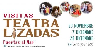 Visitas teatralizadas en Santa Pola