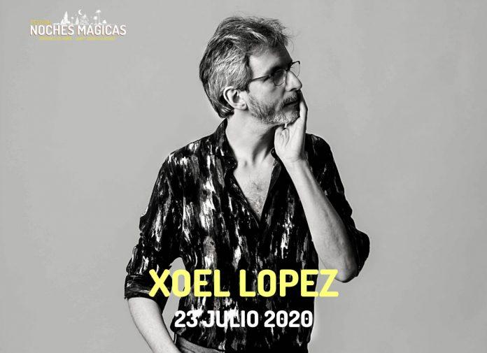 Xoel López Festival Noches Mágicas 2020