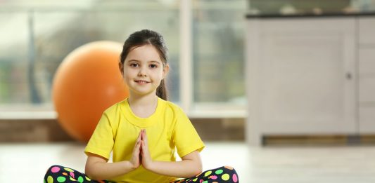 Yoga para niños en Alicante